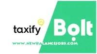bolt nigeria taxify recruitment