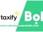 Bolt Nigeria (Taxify)