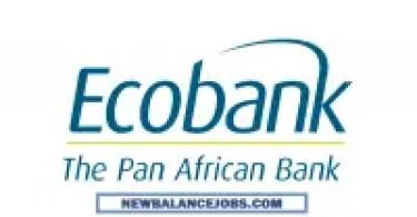 Ecobank Recruitment