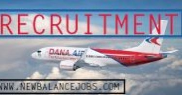 Dana Airlines Limited RECRuitment