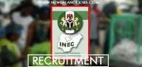 INEC recruitment portal