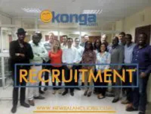 Konga Recruitment 2020