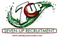 7up recruitment