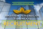 British American Tobacco Recruitment