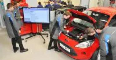 Ford Motor Apprenticeship Program
