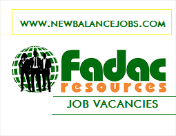 Tech Intern at Fadac Resources