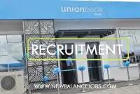 Union Bank of Nigeria Recruitment