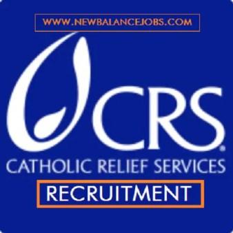 Catholic Relief Services recruitment