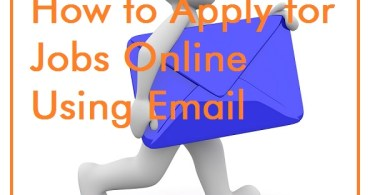 How to Apply for Jobs Online Using Email