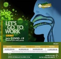 JaizBank Covid 19 Challenge