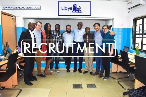 Lidya Recruitment