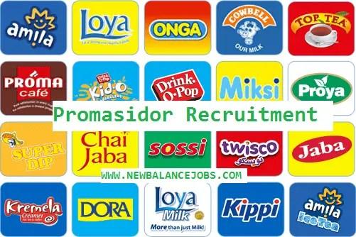 Promasidor recruitment