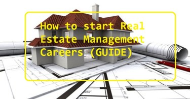 Real Estate Management careers