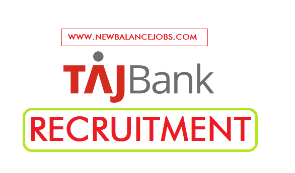 Taj bank recruitment