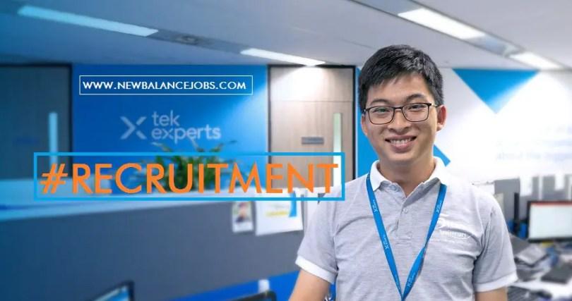 Tek Experts Recruitment