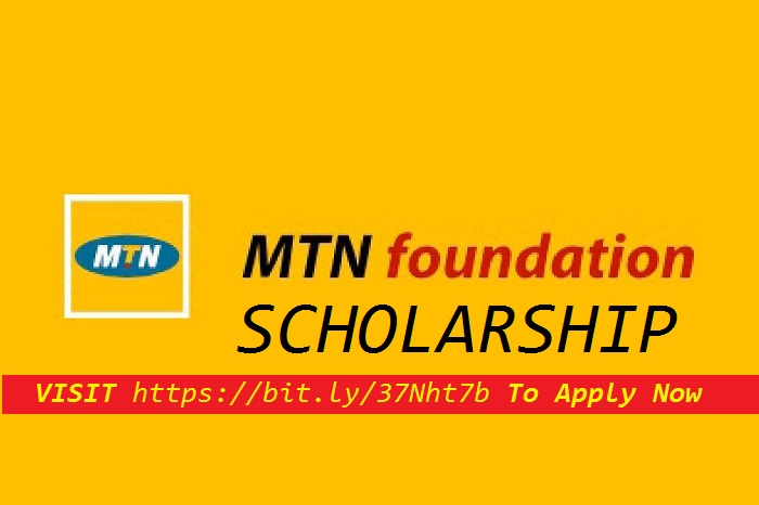 mtn foundation scholarship