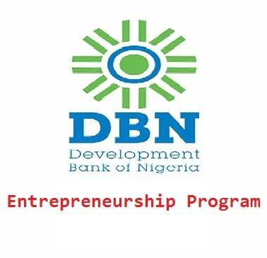 Development Bank of Nigeria Entrepreneurship Program