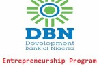 Development Bank of Nigeria Entrepreneurship Program