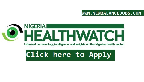Nigeria Health Watch 2nd Prevent Epidemics Journalism Fellowship