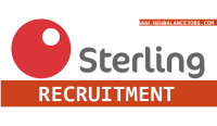 Sterling Bank Recruitment