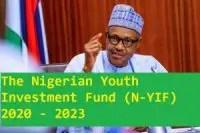 Nigerian Youth Investment Fund (N-YIF)