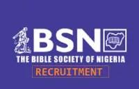 Bible Society of Nigeria recruitment