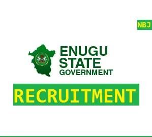 Enugu State Government (enugustate.gov.ng) Recruitment