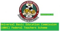 Universal Basic Education Commission (UBEC) Federal Teachers Scheme
