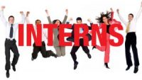 Are interns eligible to receive healthcare benefits