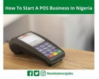 How To Start A POS Business In Nigeria