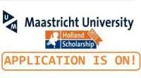Maastricht University (UM) Holland-High Potential Scholarship