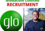 Globacom Limited recruitment