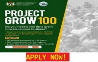 Project Grow 100 by Federal Government of Nigeria