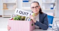 Quitting a job you hate