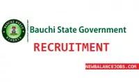 Bauchi State Government Recruitment RECRUITMENT