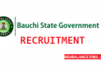 Bauchi State Government Recruitment RECRUITMENT