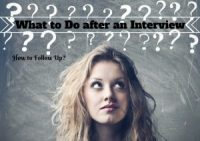 What to do after an interview | Ultimate Checklist you must follow