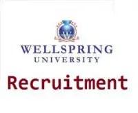 Wellspring University recruitment