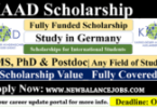 KAAD scholarships 2021