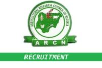 Agricultural Research Council Recruitment