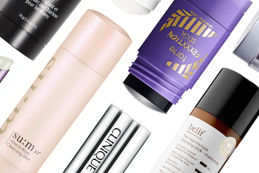 Trending Now: Cleansing Sticks Are the Easiest Way to Better Skin featured image