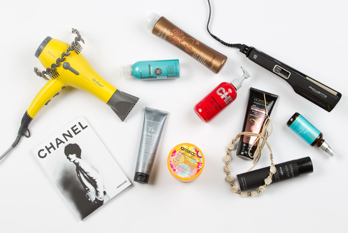 Hair Products For Straight Hair