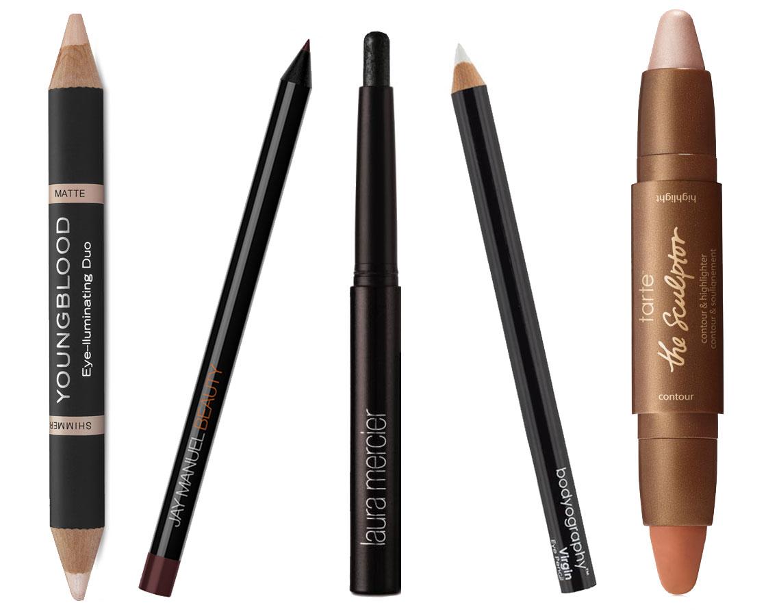 Multitasking Makeup Pencils