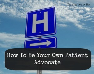 How-To-Be-Your-Own-Patient-Advocate