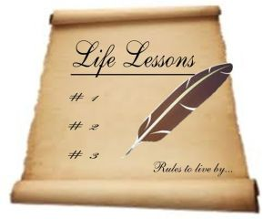 life lessons 1