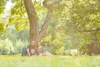 Familienfotos in Wien von Babyfotograf kinder-kram by orange-foto