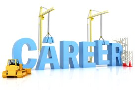 Building a Career , Career word, representing business development
