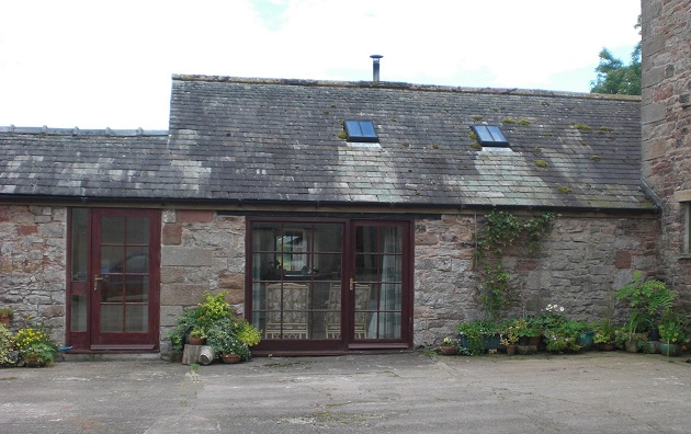The Byre - Outside