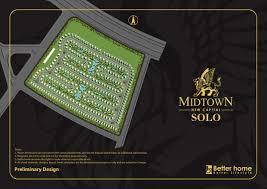 Midtown Solo - العاصمة الادارية الجديدة