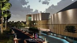 لا كابيتال العاصمة الجديدة La Capitale New Capital